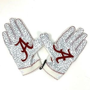 Nike Superbad 4 NCAA Alabama Football Gloves